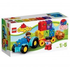 Lego Duplo 10615 : Mon premier tracteur