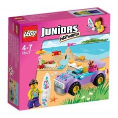 Lego Juniors 10677 : L'excursion à la plage