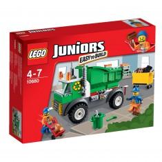 Lego Juniors 10680 : Le camion poubelle