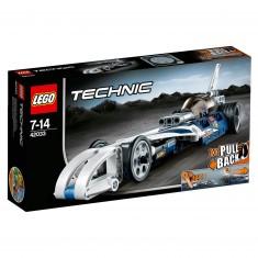 Lego Technic 42033 : Le bolide imbattable