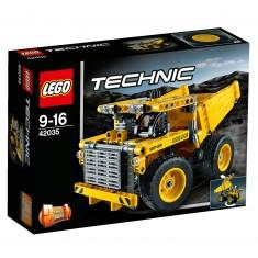 Lego Technic 42035 : Le camion de la mine