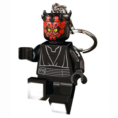 porte cl s figurine lego star wars dark maul lego magasin de jouets pour enfants. Black Bedroom Furniture Sets. Home Design Ideas