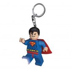 Porte-clés Figurine Lego Super Heroes : Superman
