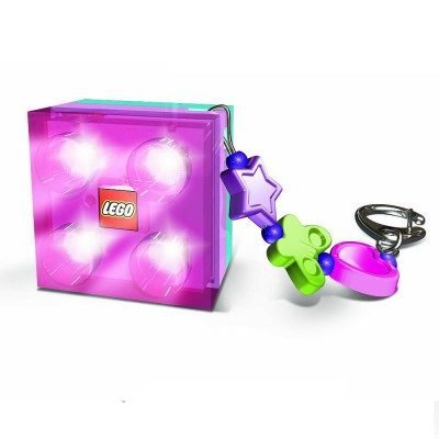 porte cl s lampe lego friends avec breloques lego magasin de jouets pour enfants. Black Bedroom Furniture Sets. Home Design Ideas