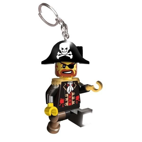 Porte-clés Figurine Lego : Capitaine Barbe-rouge - Lego-LG0KE23