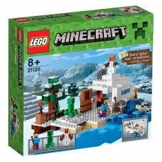 Lego 21120 Minecraft : La cachette dans la neige