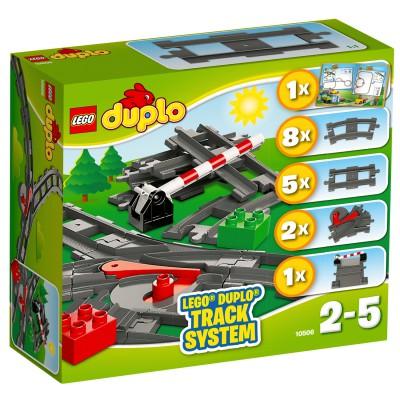 lego 10506 duplo set extension train jeux et jouets lego avenue des jeux. Black Bedroom Furniture Sets. Home Design Ideas