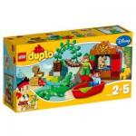 Lego 10526 Duplo : Jake et les pirates  Jake et Peter Pan