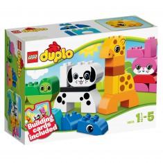 Lego 10573 Duplo : Animaux rigolos