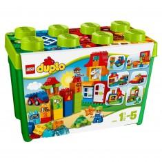 Lego 10580 Duplo : Boîte amusante de luxe XL