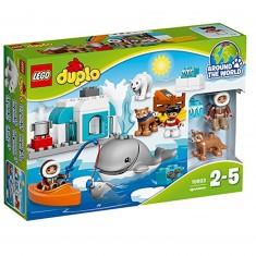 Lego 10803 Duplo : Les animaux de l'Arctique