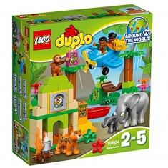 Lego 10804 Duplo : La jungle