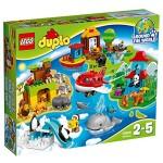 Lego 10805 Duplo : Le tour du monde