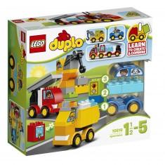 Lego 10816 Duplo : Mes premiers véhicules