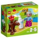 Lego 10521 Duplo : Le bébé veau