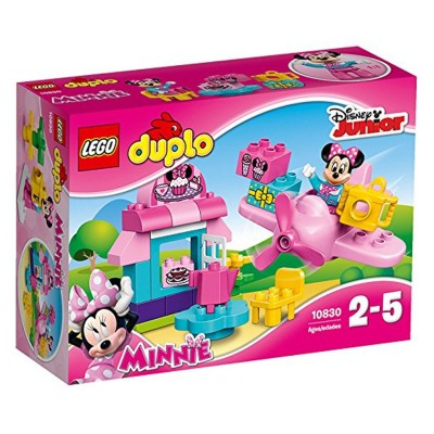 lego 10830 duplo le caf de minnie jeux et jouets lego. Black Bedroom Furniture Sets. Home Design Ideas