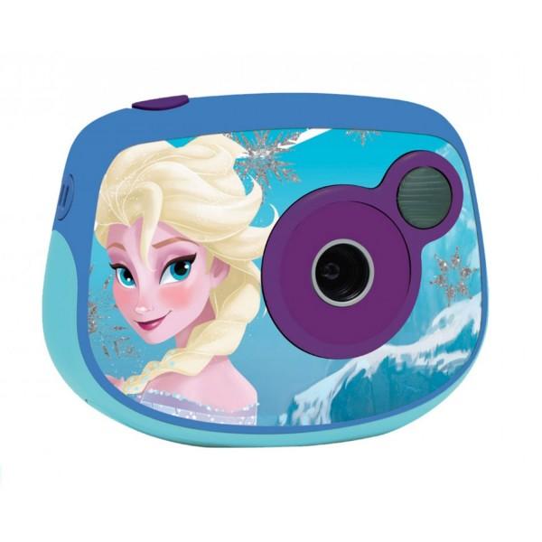 appareil photo num rique 1 3 mp disney la reine des neiges frozen jeux et jouets lexibook. Black Bedroom Furniture Sets. Home Design Ideas