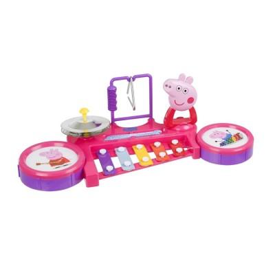 Coffret musical peppa pig jeux et jouets lexibook avenue des jeux - Fusee peppa pig ...