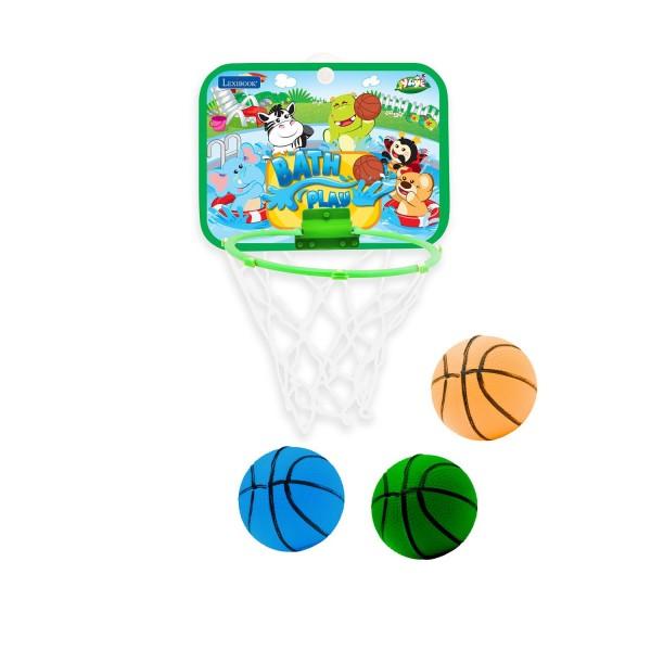 Panier de basket pour le bain - Lexibook-IT009