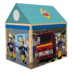 Tente caserne Sam le pompier