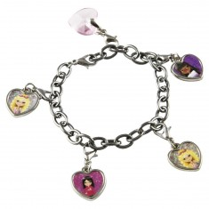 Bracelet et 5 charms Fashion'z