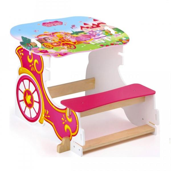 Bureau tableau volutif carrosse jeux et jouets lgri for Mobilier bureau evolutif