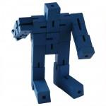 Casse-tête Flexi Cube : Bleu