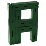Casse-tête Flexi Cube : Vert