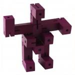 Casse-tête Flexi Cube : Violet