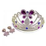 Coffret Diadème et bijoux de princesse