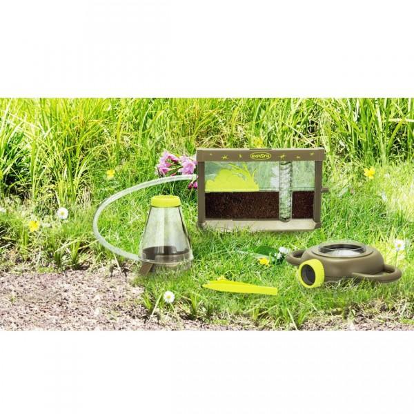exploria a la d couverte des insectes jeux et jouets. Black Bedroom Furniture Sets. Home Design Ideas