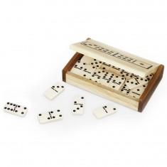 Jeu de dominos (28 pièces)