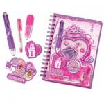 Journal d'activités Princesse