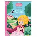 Livre Il était une fois les Princesses : Princesse Chloé : Mystère au château