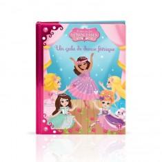 Livre Il était une fois les princesses Tome 2 : Un gala de danse féérique