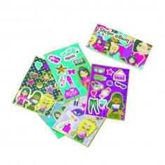 Planches de stickers Fashion'z