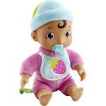 Poupon Smoothies 19 cm : Mini bébé fraise