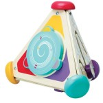 Triangle musical 4 en 1