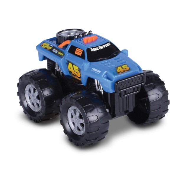 Voiture : Mini monster rides bleue - LGRI-33100-33101