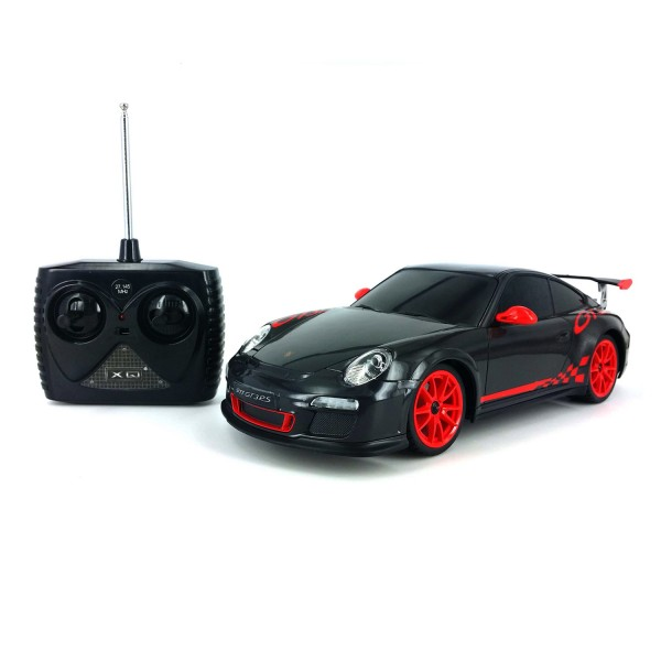 voiture radiocommand e rc 1 18 sport car porsche 911 gt3 rs jeux et jouets lgri avenue des. Black Bedroom Furniture Sets. Home Design Ideas