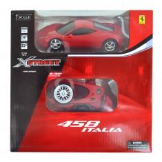 Voiture radiocommandée X Street : Ferrari 1/32 : 458 Italia