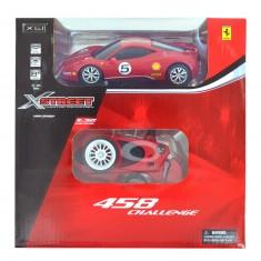 Voiture radiocommandée X Street : Ferrari 1/32 : 458 Challenge