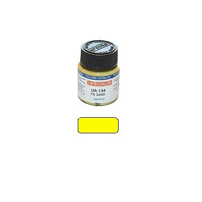 LC03 - Jaune lumineux  - FS 33591 - Lifecolor-LC03