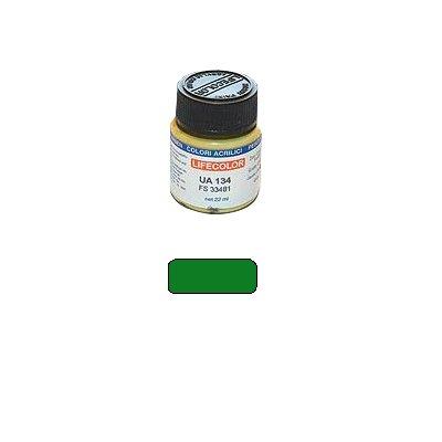LC12 - Vert foncé mat - FS 34115 - Lifecolor-LC12