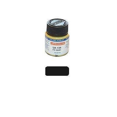 LC72 - Noir satin - FS 27038 - Lifecolor-LC72