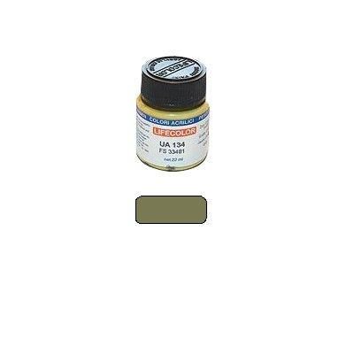 UA003 - Vert olive - FS * 34088 - Lifecolor-UA003