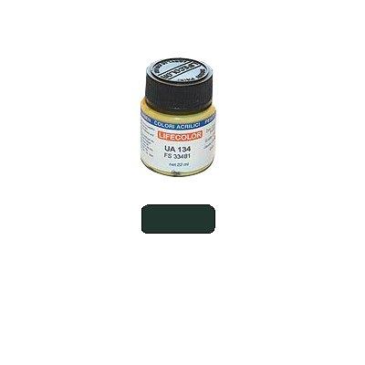 UA051 - Vert noir - FS * 34052 - Lifecolor-UA051