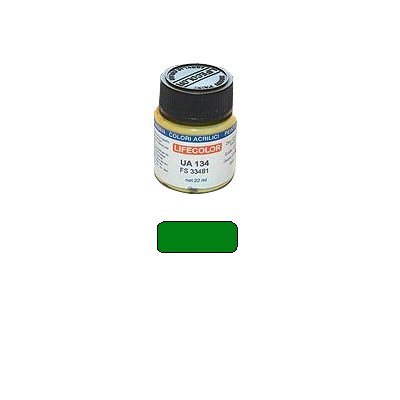 UA055 - Vert clair lumineux - FS * 24115 - Lifecolor-UA055