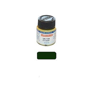 UA110 - Vert foncé italien - FS 14077 - Lifecolor-UA110