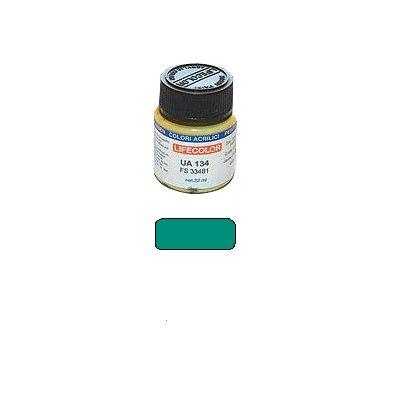 UA136 - Bleu métallisé Aotaké - Lifecolor-UA136